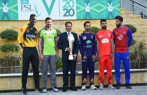 پی سی بی نے پاکستان سپر لیگ کے بقیہ میچز متحدہ عرب امارات منتقل کرنے کا فیصلہ کر لیا