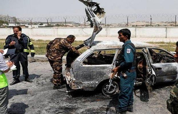 افغانستان کے یوم آزادی پر کابل راکٹ حملوں سے گونج اُٹھا