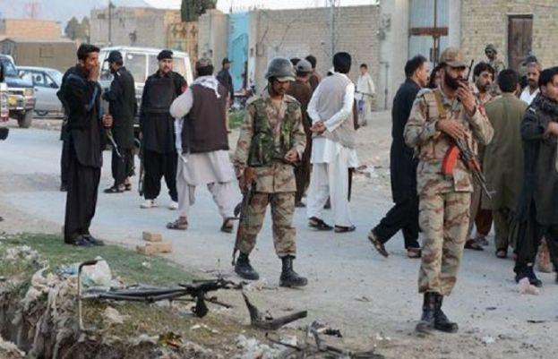 بلوچستان میں دہشت گردوں کی فائرنگ سے ایف سی کے 7 جوان شہید