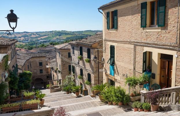 اٹلی کا گاؤں