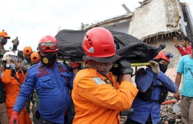 انڈونیشیا میں زلزلے کے شدید جھٹکے