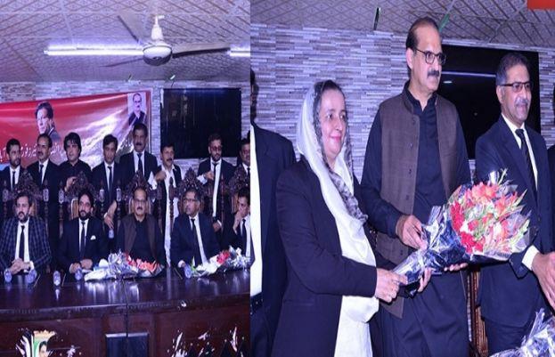 انصاف لائرز فورم پاکستان کی طرف سے وفاقی دارالحکومت اسلام آباد میں لائرز کنونشن کا انقعاد کیا گیا