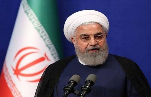 ایران کے صدر حسن روحانی