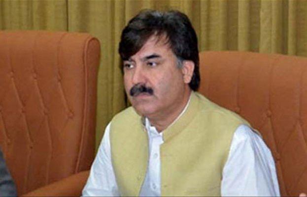صوبہ خیبرپختونخوا کے وزیر محنت و ثقافت شوکت علی یوسفزئی