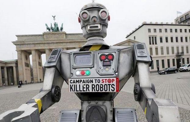 قاتل روبوٹس اور اے آئی ٹیکنالوجی انسانیت کا خاتمہ کرسکتے ہیں