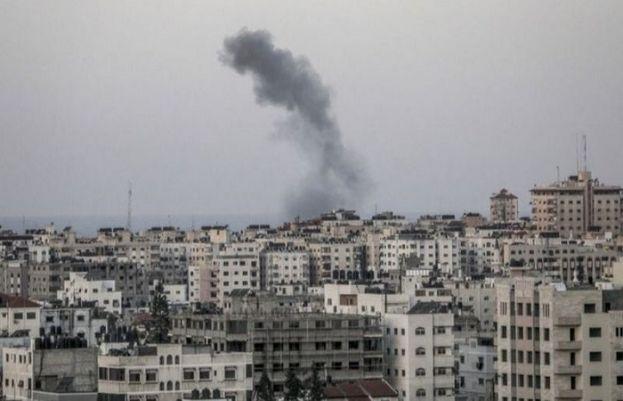 اسرائیل امارات معاہدے کے چند روز بعد اسرائیل نے غزہ پر فضائی حملے شروع کر دئیے