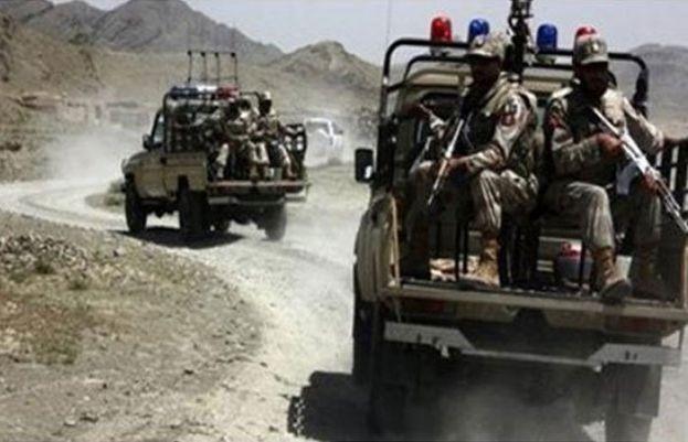 بلوچستان میں ایف سی پر حملہ، 5جوان شہید