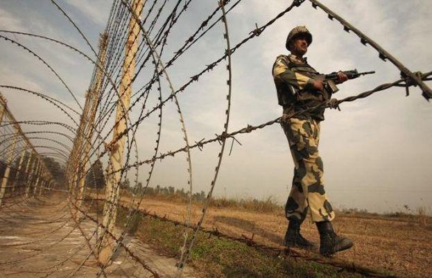 ایل او سی پر بھارتی فورسز کی فائرنگ، شہری زخمی