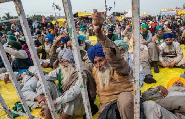 بھارت میں مظاہرے