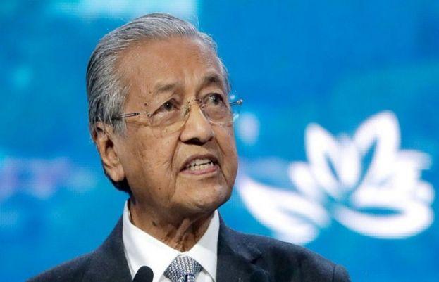 ملائیشیا کے سابق وزیراعظم مہاتیر محم