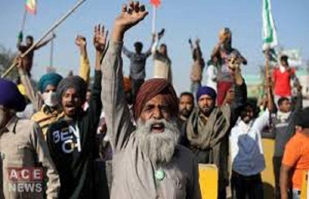 بھارتی کسانوں نے مودی کی مزاکرات اپیل کو مسترد کر دیا