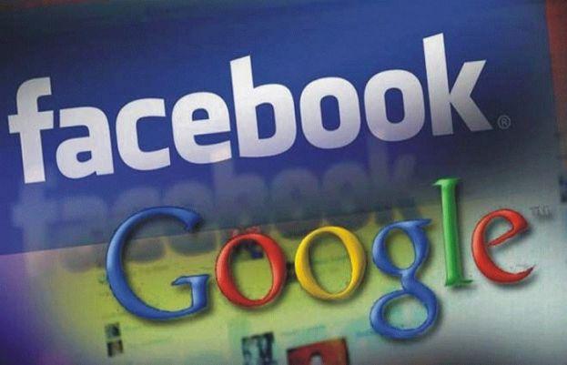 فیس بک اور گوگل کا اشتہارات کے لیے معاہدہ طے