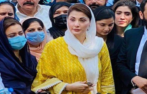 ملک کے وزیراعظم کی حیثیت اسلام آباد کے میئر سے زیادہ نہیں: مریم نواز