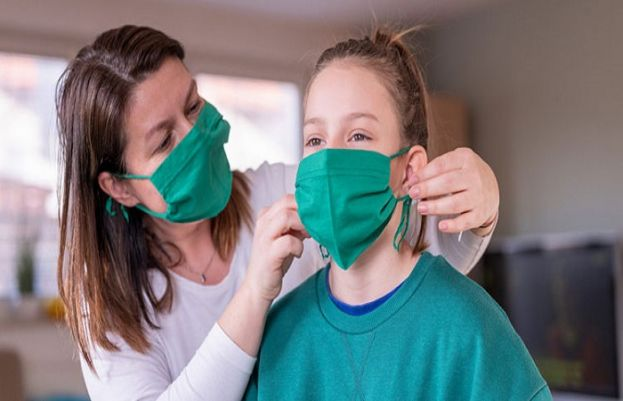 عالمی وبا کورونا وائرس سے بچاؤ کیلئے فیس ماسک اس طرح پہننا چاہیے کہ وہ ضرورت سے زیادہ ڈھیلے نہ ہوں