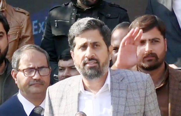 مریم نواز کو لاہور جلسی کی ناکامی پر توبہ کرنی چاہیے تھی، فیاض الحسن چوہان