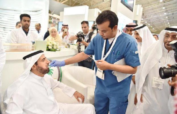 'سعودی عرب کو لاکھوں ہیلتھ کیئرپروفیشنلز کی ضرورت'