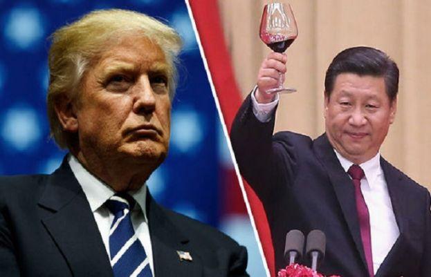 چینی اور امریکی صدور