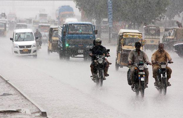 کراچی سمیت ملک کے مختلف علاقوں میں بارش کا امکان