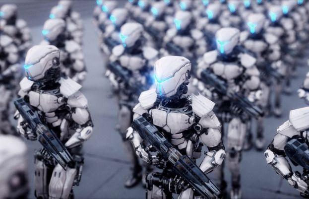 روبوٹ آرمی