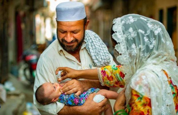 پاکستان میں آج سے پانچ روزہ پولیو مہم کا آ غاز ہوگا
