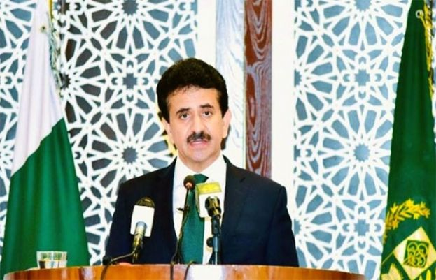 دفتر خارجہ کے ترجمان زاہد حفیظ چوہدری