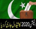 گلگت بلتستان الیکشن2020 کا شیڈول جاری، کاغذات نامزدگی جمع کرانے کی آخری کونسی؟ جانئے خبر میں